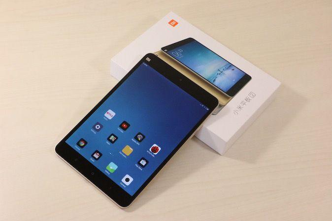 Xiaomi Mi Pad 2 recenzija