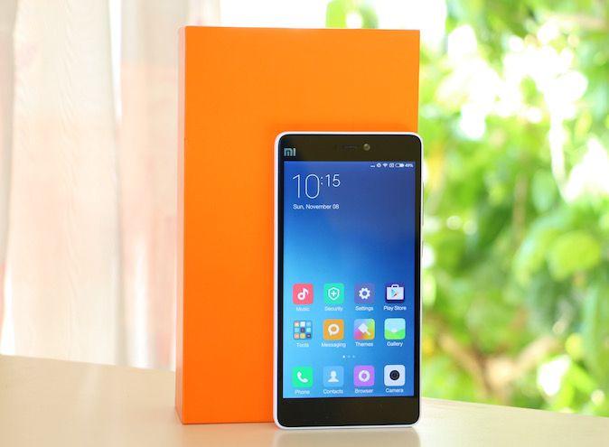 Xiaomi Mi4 C Recenzija