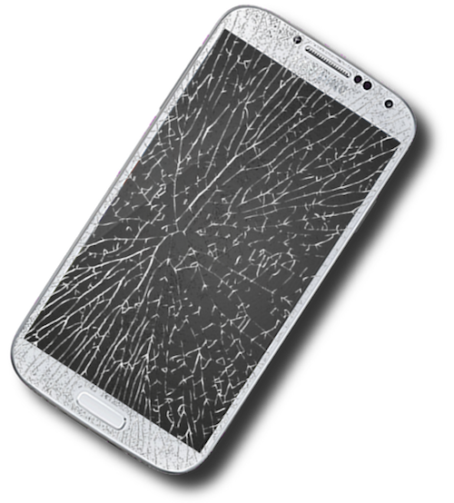 cracked samsung