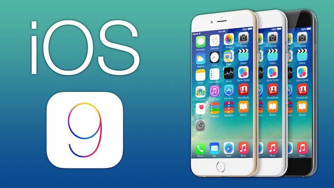 iOS 9 16 rujna