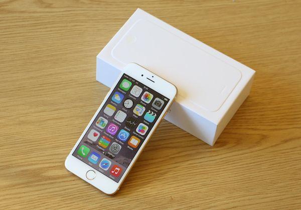 iPhone 6 testiramo