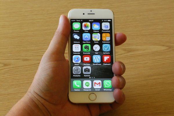 iPhone 6 u hrvatskoj