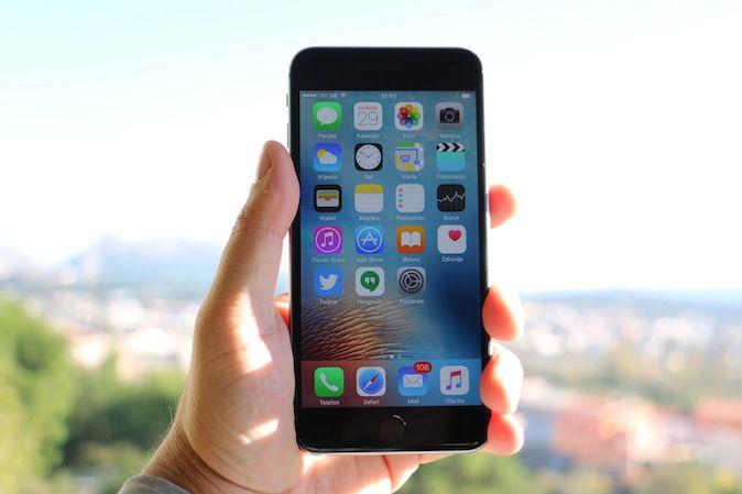 iPhone 6s Plus - Recenzija