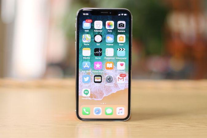 iPhone X – Recenzija