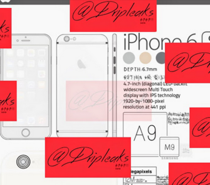 iphone 6s glasine