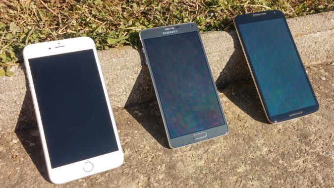 naslovna - note nexus iphone