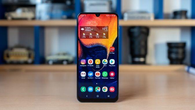 Samsung Galaxy A50 – Recenzija