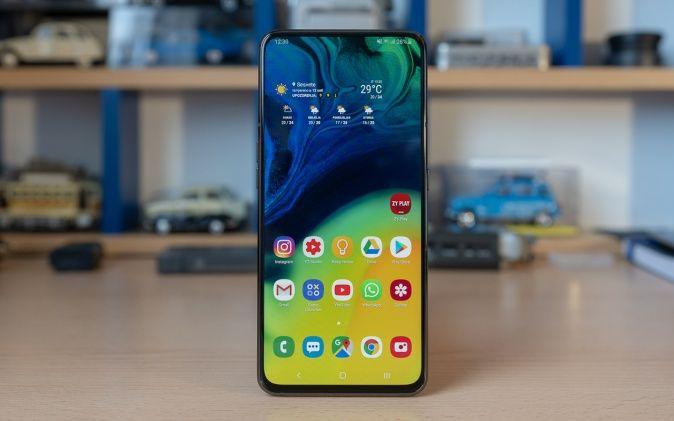 Samsung Galaxy A80 – Recenzija