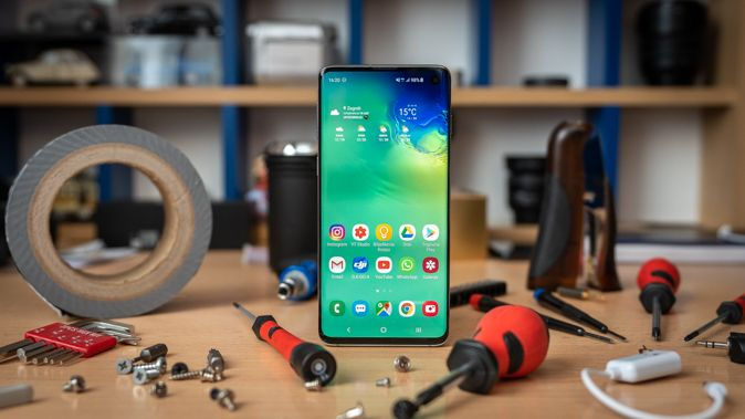 Samsung Galaxy S10 Tips & Tricks