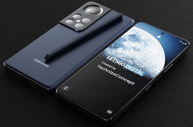 Samsung Galaxy S22 Ultra – prvi renderi na temelju dostupnih informacija -  mob.hr